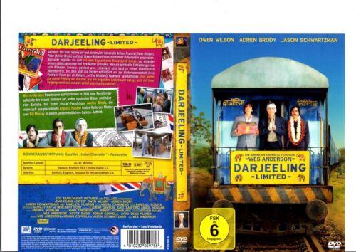 1 von 1 - Darjeeling Limited (2013) DVD #19536