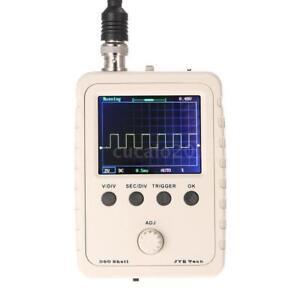 2-4-034-TFT-Mini-Digital-Oscilloscope-Oszilloskop-Kit-DIY-SMD-Geloetet-1MSa-s-S1E5