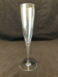 Baccarat-Crystal-Dom-Perignon-Champagne-Flute-Glass-9-1-4-034-H-Individually-Sold