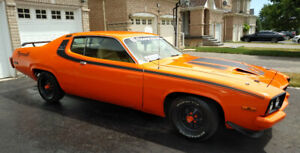 Plymouth Road Runner tribute