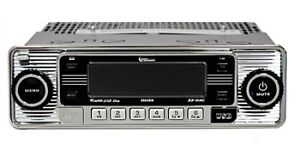 Détails : Classic Becker Mexico Europa Retro Style Stereo Radio CD USB AUX  DIN BLUETOOTH