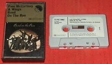PAUL MCCARTNEY & WINGS - BAND ON THE RUN - CASSETTE TAPE WITH PAPER LABELS