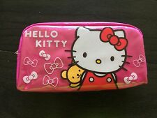 Hello Kitty Pen & Pencil Makeup Cosmetic Glasses Bag in Bag Case Pouch-04