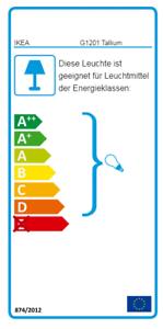 IKEA-TALLIUM-Standleuchte-Stehlampe-Leuchte-Lampe-E14-NEU-amp-OVP