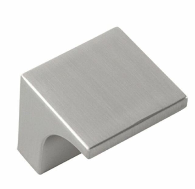 Hickory Hardware P3330 SS 1 5/16 Inch Swoop Cabinet Knob,