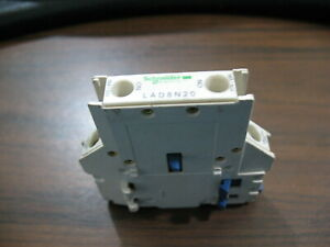 Electrical Contact LAD8N20 Schneider Electric