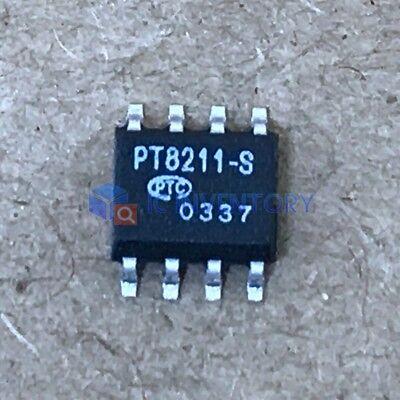 50pcs PT8211 PT8211-S SOP8 16 Bits Digital-To-Analog Converter IC