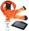 SpiriuS-ID-Card-Pass-Badge-Holder-amp-Soft-Neck-Lanyard-Strap-with-metal-clip thumbnail 18
