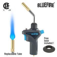 Bluefire Metal Trigger Start Mapp Map Propane Gas Welding Torchplumbing Hvac Us