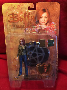 Buffy the Vampire Slayer Transformation Willow Action Figure Diamond Select BTVS
