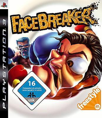 1 von 1 - Sony Playstation 3 PS3 Spiel Facebreaker