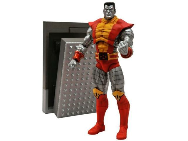 Marvel Select Figuren Hulk Thanos Spider Man Green Goblin Colossus Neu & Ovp