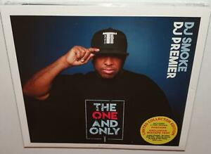 DJ-PREMIER-THE-ONE-amp-ONLY-VOL-1-2019-BRAND-NEW-SEALED-CD-MIXED-BY-DJ-SMOKE