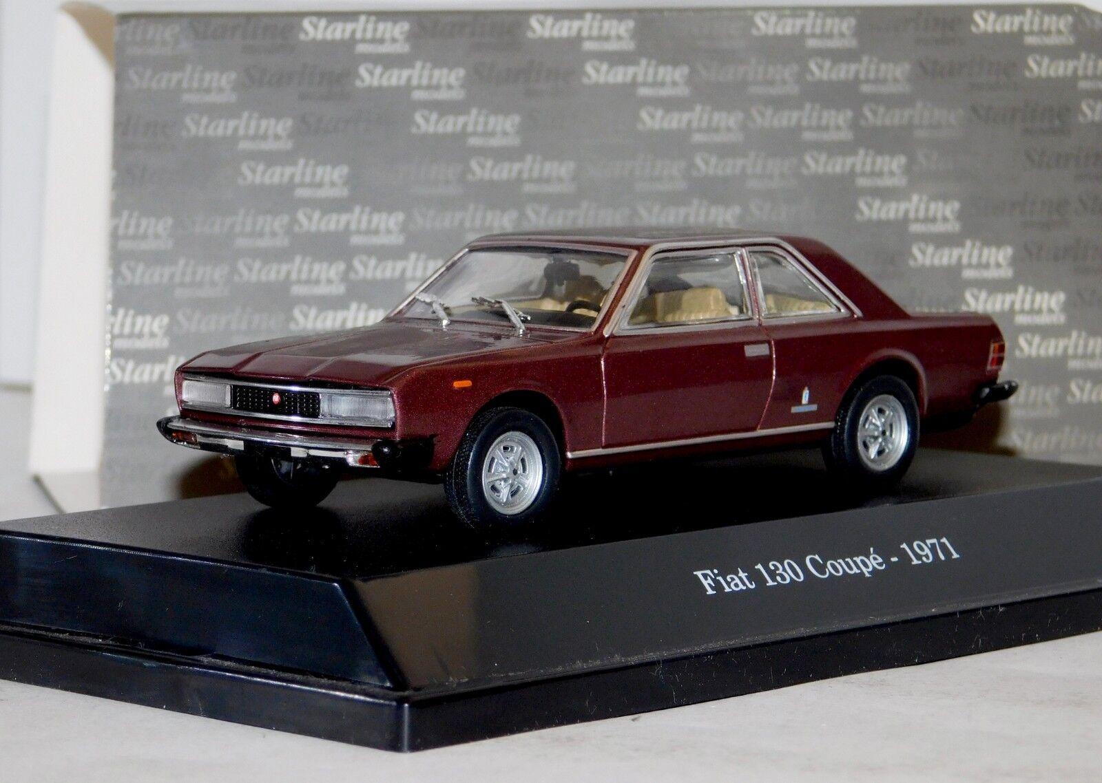 FIAT FIAT FIAT 130 COUPE 1971 STARLINE 1 43 281cad