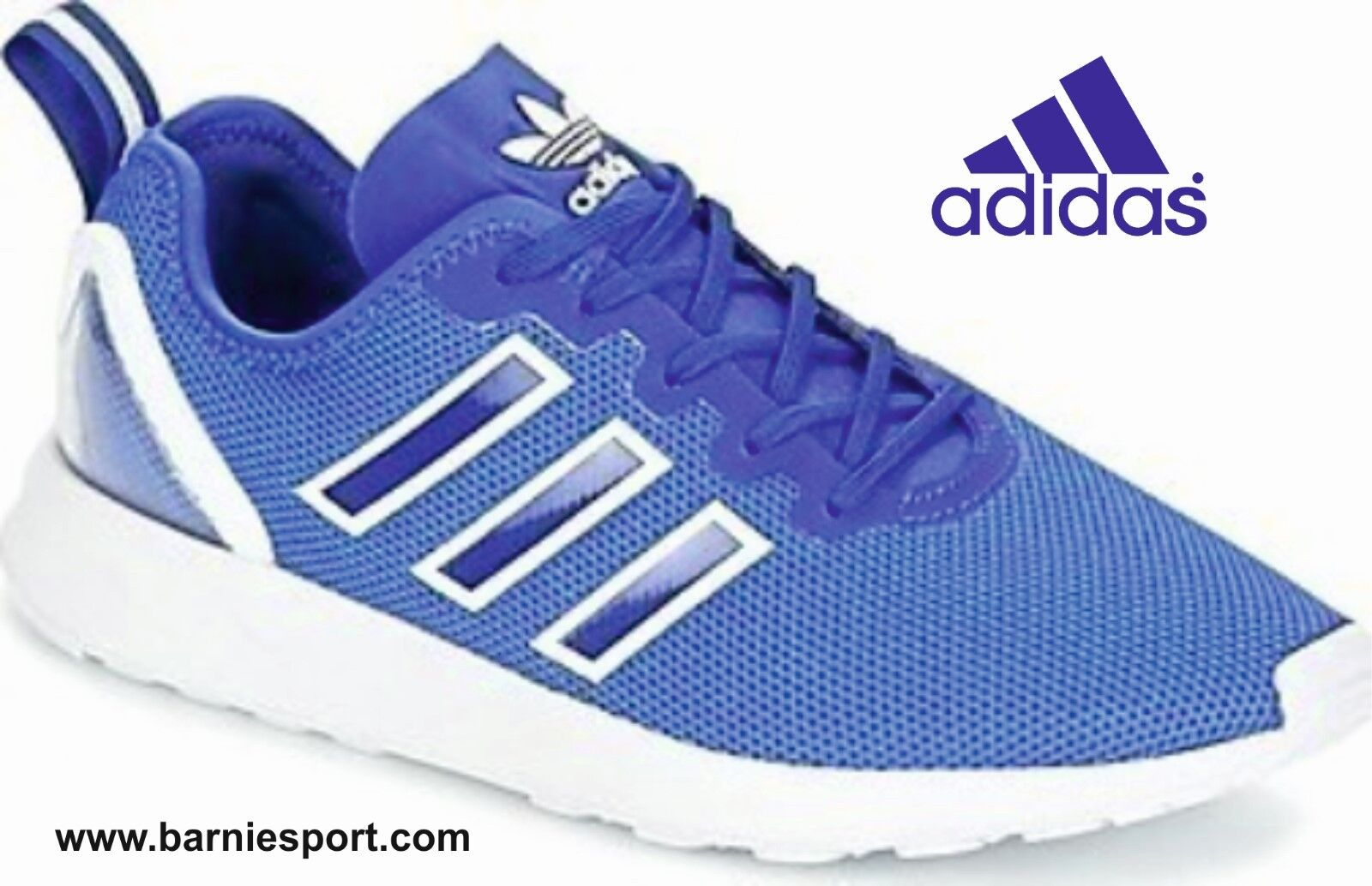 UK Taille 9½. ADIDAS ZX FLUX ADV RUNNING/TRAINING SHOE.   NEW!   SAVE £10