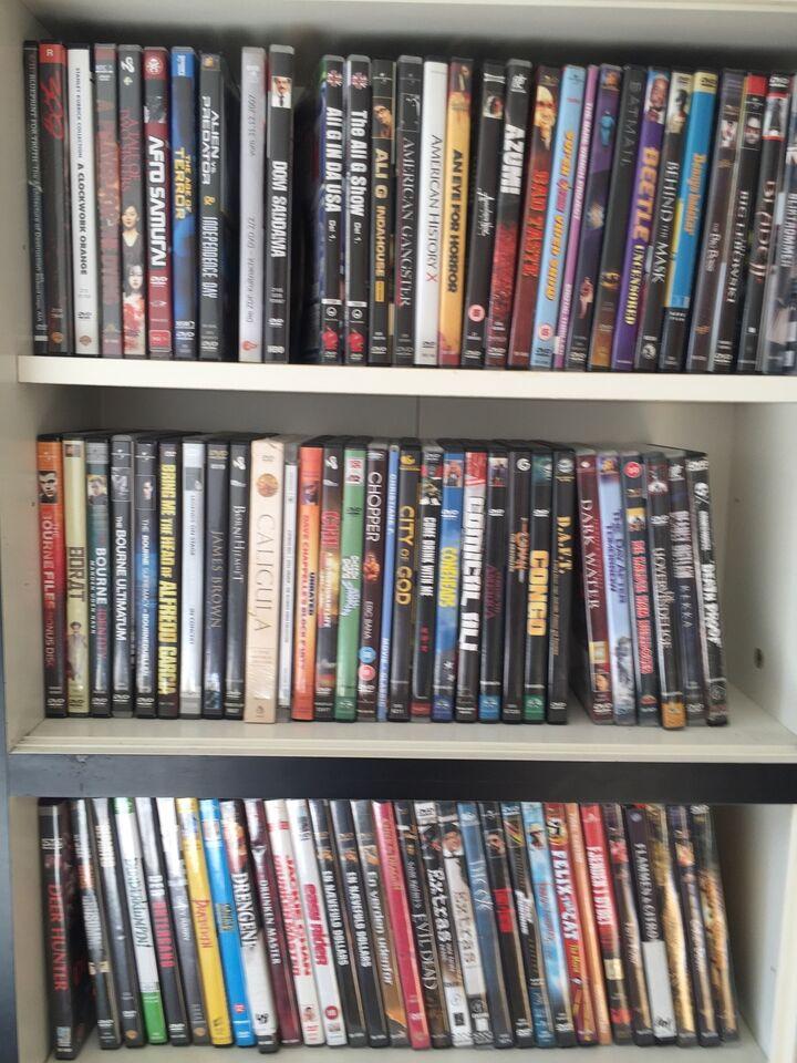 København Ø, instruktør 2100, DVD