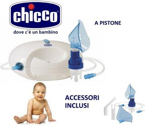 accessori collezione nuova Chicco aerosol a pistone