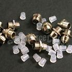 10 Chrome Metal LED 3mm Plated Bezels Panel Holder Case