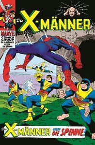DIE-X-MANNER-GEGEN-DIE-SPINNE-deutsch-US-X-MEN-35-HIT-COMICS-lim-BSV-Variant