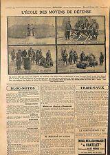 Soldats Poilus Gabion Fascine Tranchées Fossés Fortification de Paris WWI 1915