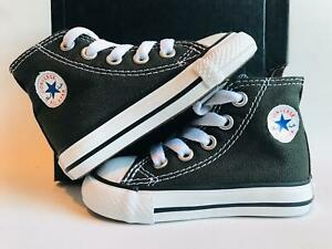 CONVERSE-ALL-STAR-SHOES-SCARPE-20EU-1Y-2Y-ANNI-HIGH-DUNK-INFANT-NEONATO-BABY-KID