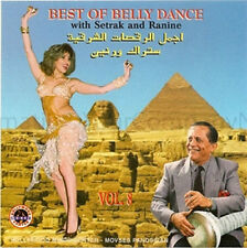 The Best of Belly Dance CD with Setrak and Ranine - Belly Dancing Music