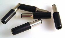 DC Power Jack Plug 14mm Long Shaft 5.5 x 2.1mm Centre DCP21L 5 Pieces OM854a