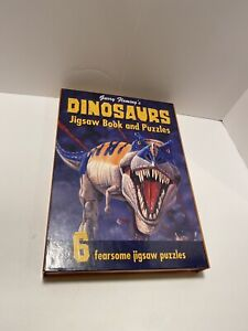 Dinosaurs Jigsaw Box (Jigsaw Book) by The Five Mile Press