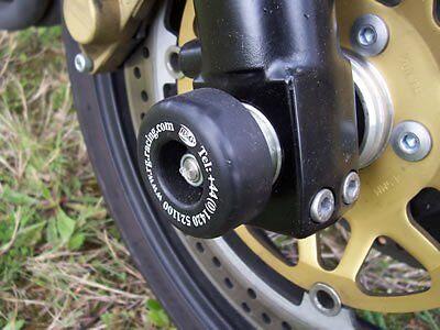 Kawasaki ZRX1200 All Years R/&G Fork Protectors