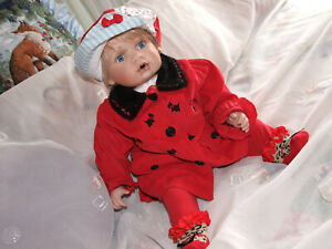 READY-TO-GO-OUT-IS-034-MAISIE-034-A-BIG-BABY-DOLL-FROM-THE-VINTAGE-LEONARDO-COLLECTION