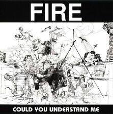 """Fire: """"Could you understand me""""  (CD)"""