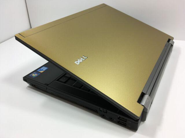 #363 Dell Latitude E6410 i5 4GB 160GB Laptop Notebook Computer Windows 10 Gold