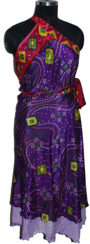 """100 Ways To Wear 36/"""" XL 36 Xl Size Magic Wrap Dress 10 Skirts"""