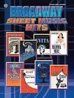 Broadway Sheet Music Hits: Piano/Vocal/Chords by Hal Leonard Publishing Corporation (Paperback / softback, 2004)