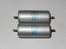 0.015uF 1600V 10% AUDIO teflon capacitors K72P-6.Lot of 1pcs.
