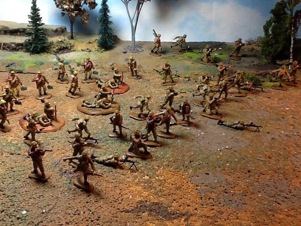 BrItische Infanterie WW II - Revell 02523 1 72 - bemalt, mit OVP  | Gewinnen Sie hoch geschätzt