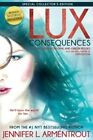 Lux: Consequences (Opal and Origin) by Jennifer L. Armentrout (Paperback, 2014)