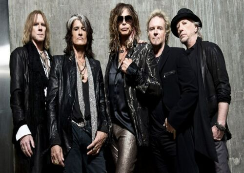 11 Aerosmith Photo Rock Band Print Blues Heavy Metal Picture Music Poster