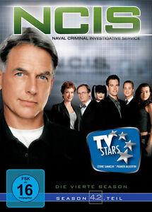 3 DVDs * NCIS -  STAFFEL / SEASON 4.2 - NAVY  # NEU OVP +