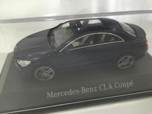 Mercedes-Benz CLA Coupe C117 Cavasitblau 1:43