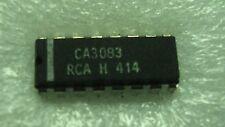 CA3083 Bipolar Transistor Array DIP 16