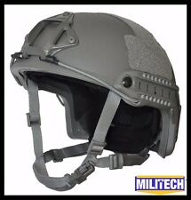 FG M/LG Deluxe LVL IIIA High Cut Ballistic KEVLAR Bullet Proof Helmet DEVGRU