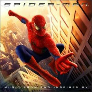 Various-Artists-Spider-Man-Music-From-And-Inspired-By-CD-Fast-and-FREE-P-amp-P