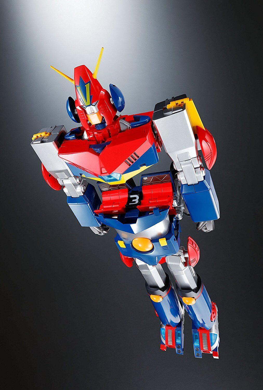 Bandai DX CHOGOKIN Choudenji Robo Combattler V 355mm Diecast Diecast Diecast Action Figure 998942