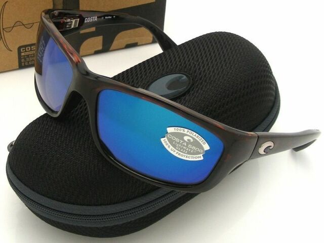 be6cacd088 Costa Del Mar Jose Sunglasses Tortoise Frame Blue Mirror 580g Best ...