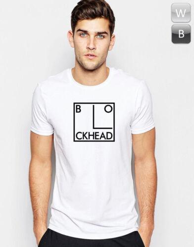 Blockheads T-Shirt Música Rock /& Roll Wave Ian Dury Retro De Regalo Camiseta Unisex