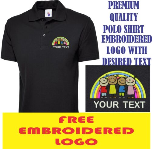 Men T-Shirts toolbox.gr Personalised Embroidered Polo Shirt ...