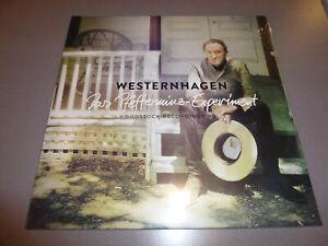 WESTERNHAGEN-Das-Pfefferminz-Experiment-2LP-Vinyl-Neu-amp-OVP