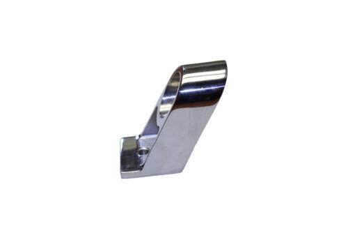"Stainless Steel 60 Deg 22mm Center Stanchion 7//8/"""