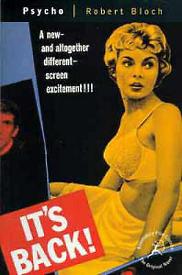 Very Good Bloch, Robert, Psycho (Bloomsbury Film Classics), Paperback, Book